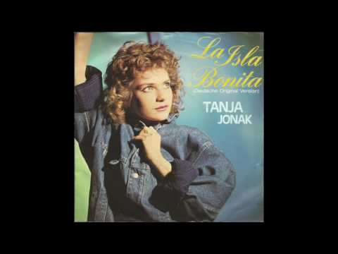 Tanja Jonak  La Isla Bonita German  Version