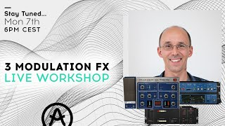 Live Workshop |3 Modulation FX