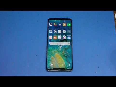 Huawei P20 Mate FRP удаление гугл аккаунта Android 9 EMUI9