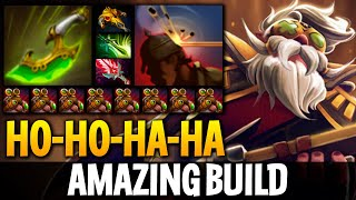 Sniper Amazing Build [HO HΟ HA HA] Dota 2 Highlights TV