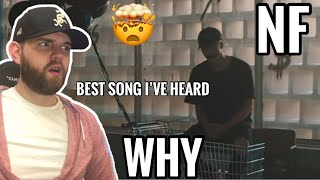 [Industry Ghostwriter] Reacts to: NF- 'WHY' - POSSIBLY MY FAVORITE SONG- PURE 🔥