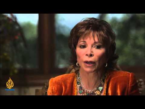 The Frost Interview   Isabel Allende  'Forever a foreigner'