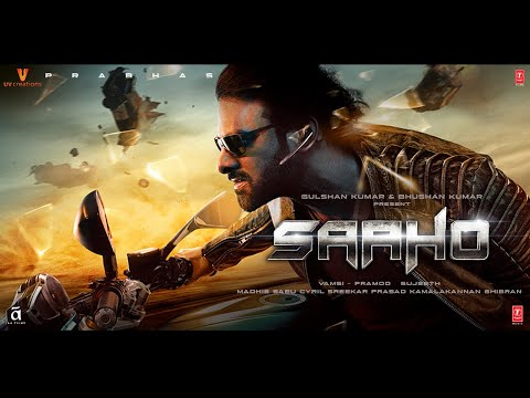Saaho Official Trailer Hindi With English Subtitles