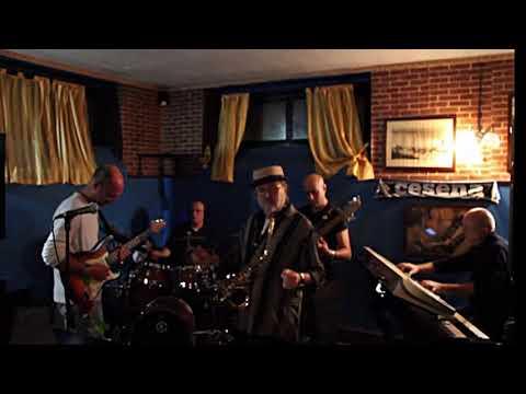 MODERN ART BAND PROJECT - MOROCCO VIDEO UNICORN live 8 11 2017