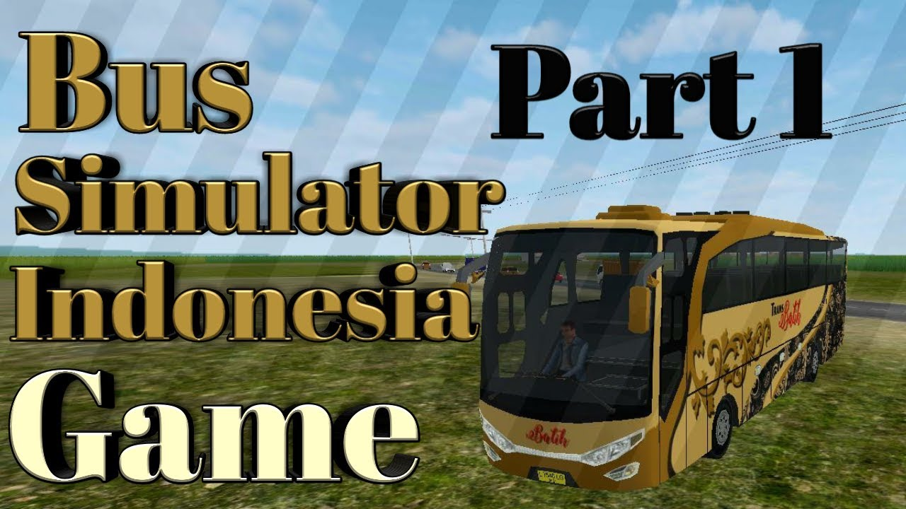 Bus Simulator Indonesia Best Graphic Game In Hindi By Crazy Gamerz