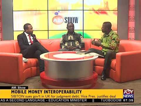 Wontumi – Bantama MP Wrangle - AM Talk on JoyNews (17-5-18)