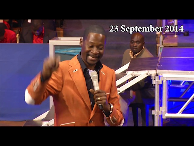Zimbabwe Mass Shooting and Bloodshed Prophecy - Emmanuel Makandiwa