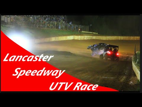 Lancaster Speed Way UTV Race & Monster Trucks