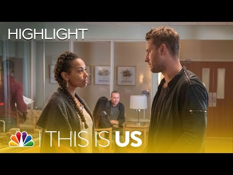 Zoe Catches Kevin Lying to Her - This Is Us (Episode Highlight)