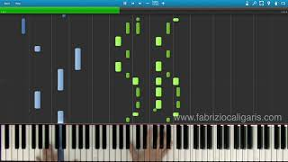 The Pink Panther Theme - Piano Cover - Tutorial