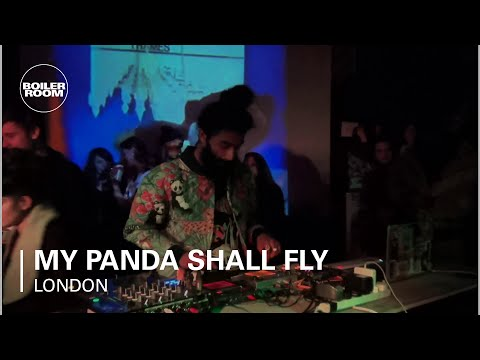 My Panda Shall Fly Boiler Room LIVE Show