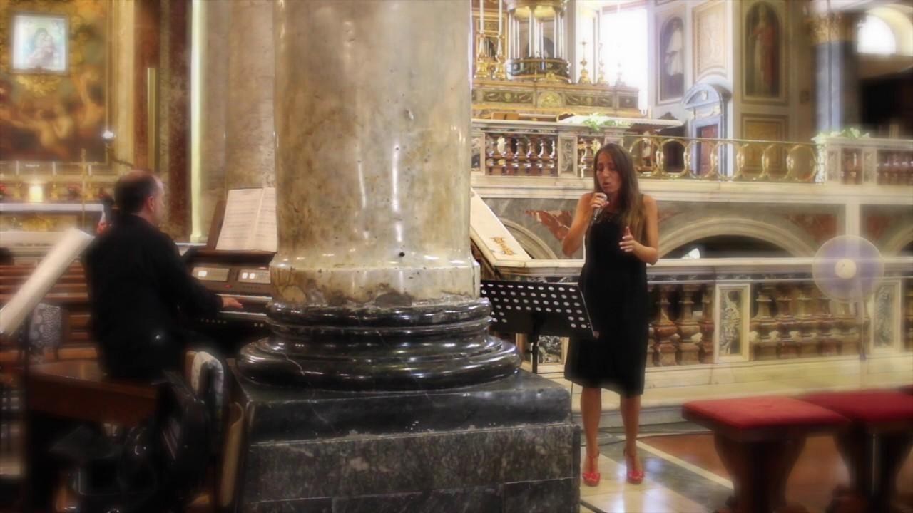 MusicalMente  - Ave Maria (Basilica di S. Martino ai Monti)