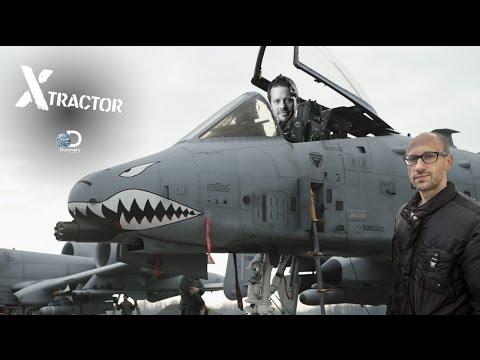 A-10: a rettenetes csatarepülő/ A-10 and the deadly GAU-8 Avenger mp3 letöltés