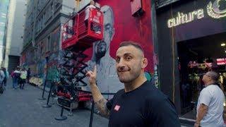 Alex Volkanovski Explores Melbourne