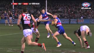 AFL Mark & Goal of the Year - Round 18 2014