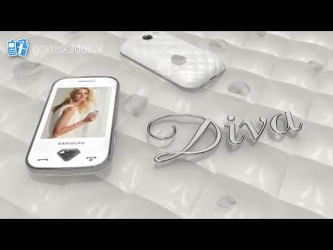 Samsung Diva S7070 + Samsung Diva Folder S5150