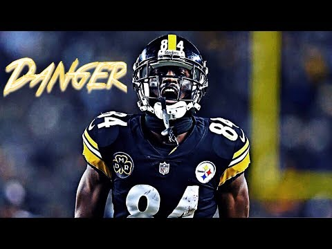 "Antonio Brown Mix - ""Danger"" Migos"