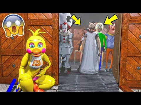 ANIMATRONICS NA ESCOLA MONSTRO? | GTA V Five Nights at Freddy's
