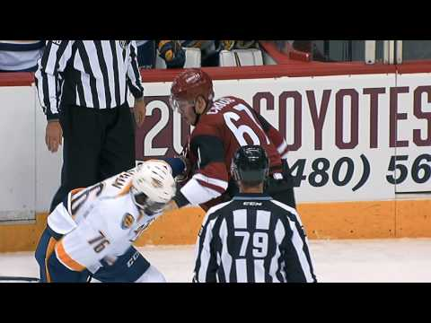 05/17/17: Relive the Coyotes' Top 5 Fights of 2016-17