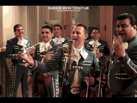 FIESTA RANCHERA | MARIACHI NUEVO TECALITLAN | LIVE STUDIO SESSIONS