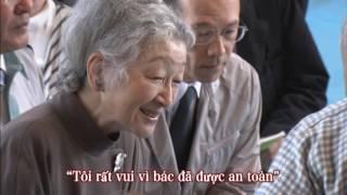 Cuộc sống giản dị của Nhà vua và Hoàng hậu Nhật Bản