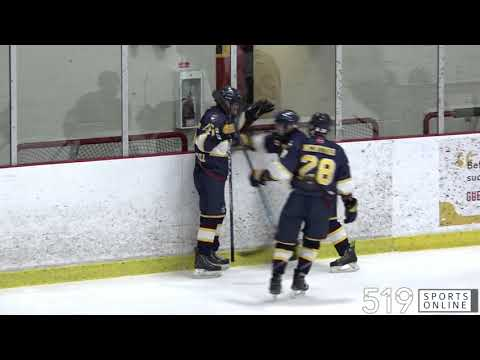Minor Midget AA Playoffs (Game 2) - Kitchener Jr. Rangers vs Brantford 99ers from YouTube · Duration:  3 minutes 46 seconds