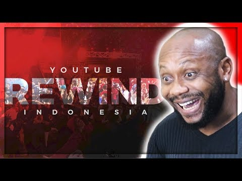 Youtube Rewind INDONESIA 2016 - Unity in Diversity | REACTION!!!