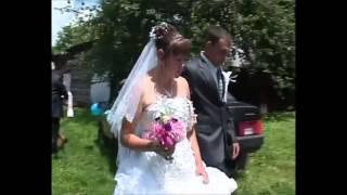 Украина Свадьба Вот это невеста