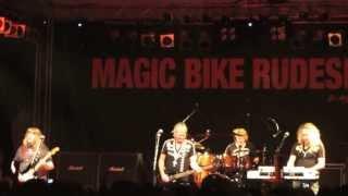 SWEET, Love is like Oxygen, Live @ Magic Bike Rüdesheim 2013
