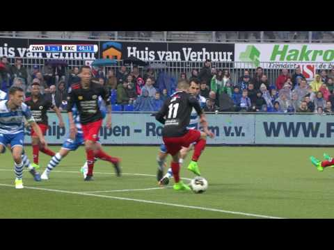 Samenvatting PEC Zwolle - S.V.B. Excelsior