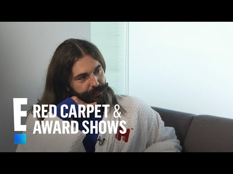 Jonathan Van Ness Confesses His Fave Celeb Crush and More   E! Red Carpet & Award Shows