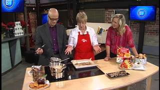 Mary Halpen shares a few tasty Best of Bridge recipes!