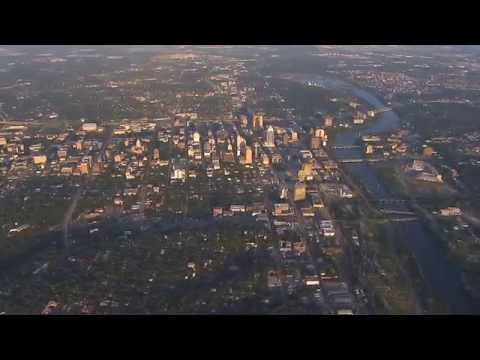 Aerial Video Skyline of Austin, Texas by www.aboveallphoto.com