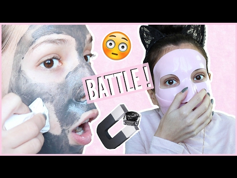 ♡ Battle de Masques Etranges !