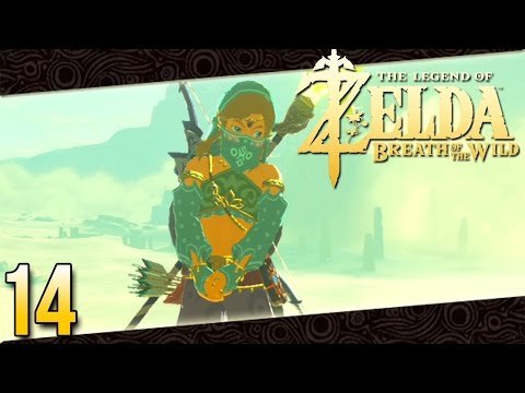 Zelda Breath Of The Wild Parte 14 Español Link se Viste de Mujer