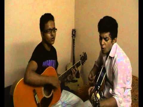 Jeene Laga Hoon - Ramaiya Vastavaiya - Unplugged -official Cover Feat. SAM CHANDEL