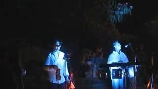 красивая музыка на набережной в Крыму