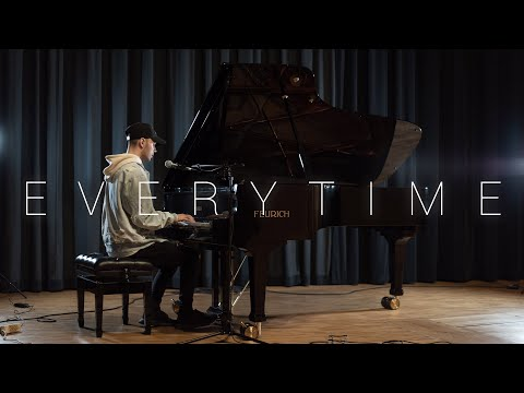 Britney Spears - Everytime (Cover by Dave Winkler)