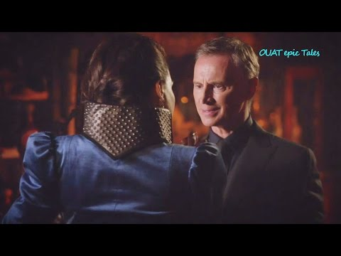"""Once Upon A Time 6x04 Opening Scene Rumple & Evil Queen """"Strange Case"""" Season 6 Episode 4 HD"""
