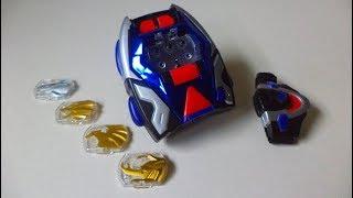 Chosei Kantai Sazer X Shark Knuckle 超星艦隊セイザーX シャークナックル