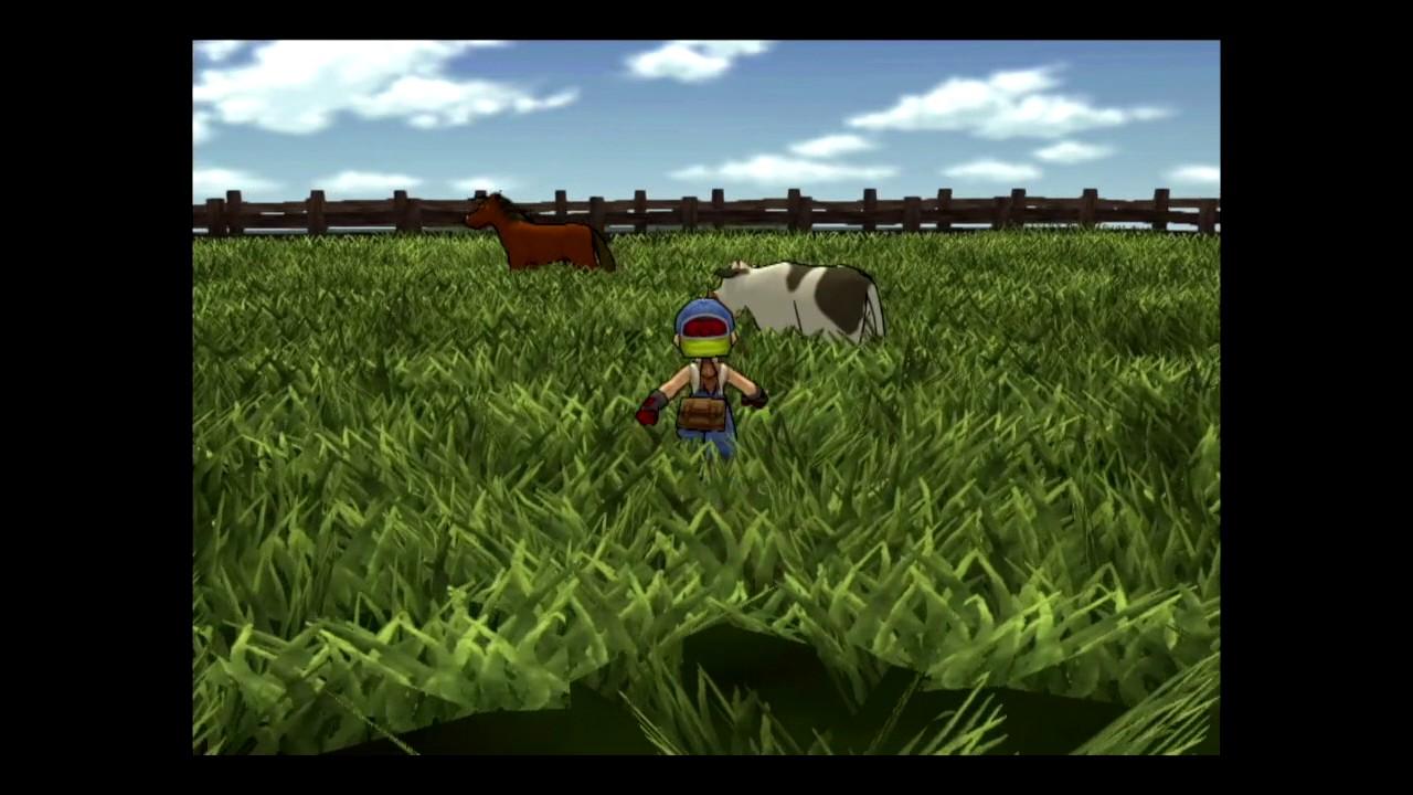 Harvest Moon®  Save the Homeland