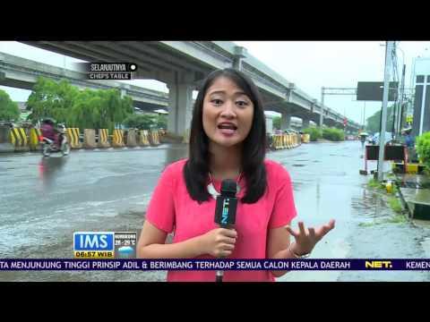 Live Report Pembangunan Proyek Flyover Cipinang Mp3