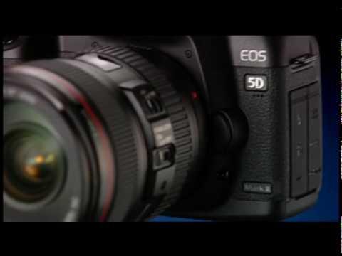 Canon EOS - The History Of Canon's Digital SLR Cameras