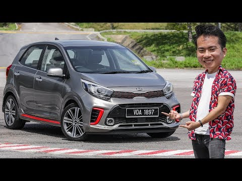FIRST DRIVE: 2019 Kia Picanto GT Line Malaysian Review - RM57,888