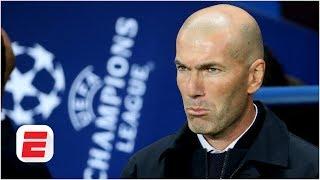 Is Zinedine Zidane on the chopping block at Real Madrid? | UEFA Champions League