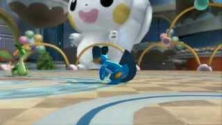 Vortex Tests: Pokemon Battle Revolution on Wii U - Vortex vs Multi