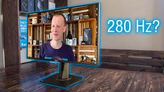 Первый 280 Гц монитор! Обзор ASUS TUF Gaming VG279QM - самые быстрые пиксели на диком IPS-е!
