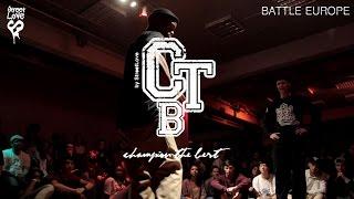 CTB Vol. 11: Poptight vs. Essay - Popping Quarterfinal | Champion the Best