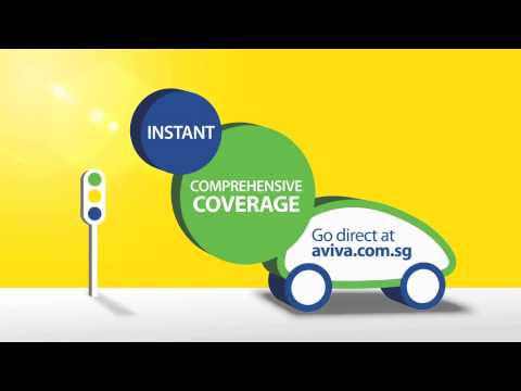 Aviva Singapore - Car Insurance TVC (2012)