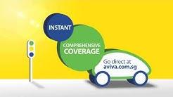 Aviva Singapore - Car Insurance TVC (2012)